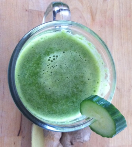 {super detox green drink}