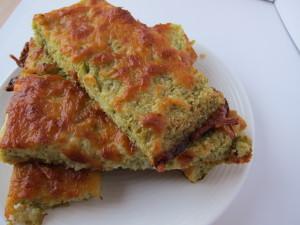 cauliflower pesto breadsticks