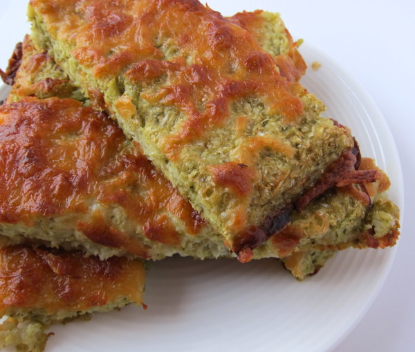 cauliflower pesto breadsticks