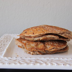 vegan flap jacks